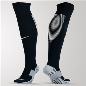 Nike Team Stadium OTC Sock – Black/White