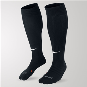 Nike Classic II Cushion OTC Sock – Black/White