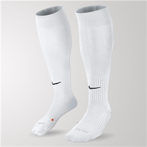 Nike Classic II Cushion OTC Sock – White/Black