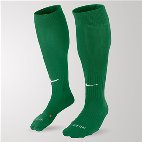 Nike Classic II Cushion OTC Sock – Pine-Green/White