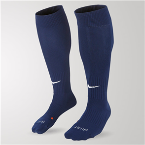 Nike Classic II Cushion OTC Sock – Midnight-Navy/White