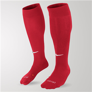 Nike Classic II Cushion OTC Sock – University-Red