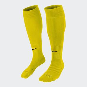 Nike Classic II Cushion OTC Sock – Tour-Yellow