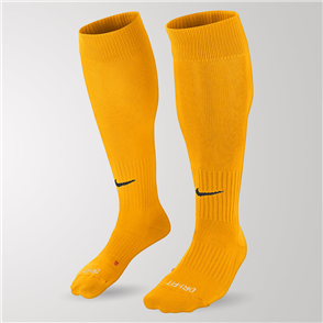 Nike Classic II Cushion OTC Sock – University-Gold