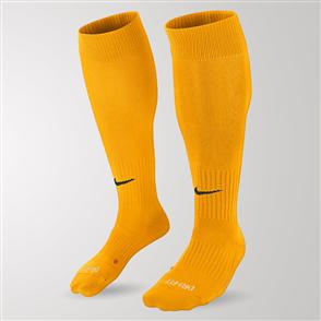 Nike Classic II Cushion OTC Sock – Yellow