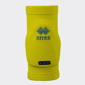 Erreà Tokio Knee Pads – Yellow-Fluo