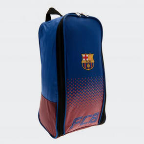 Barcelona Boot Bag – Royal/Maroon