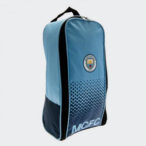 Manchester City Boot Bag – Blue/Black