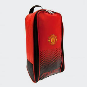 Manchester United Boot Bag – Red/Black