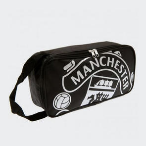 Manchester United Boot Bag – Black