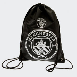 Manchester City Gym Bag – Black
