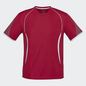 TSS Razor Jersey – Red/White