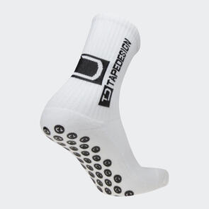 Tape Design Allround Classic Sock – White