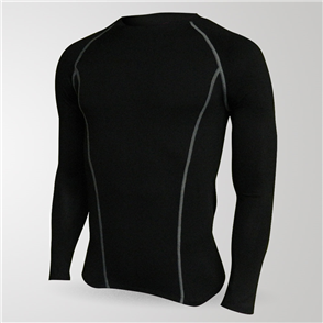 TSS Baselayer Long Sleeve Tee – Black