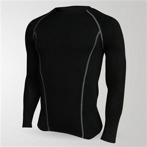 TSS Baselayer Long Sleeve Tee – Black