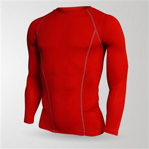 TSS Baselayer Long Sleeve Tee – Red