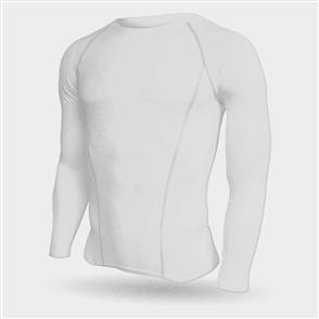 TSS Baselayer Long Sleeve Tee – White