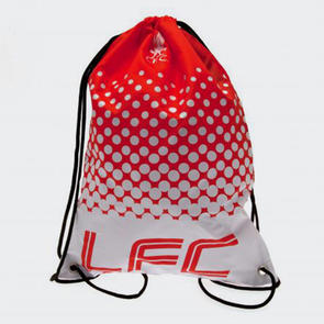 Liverpool Gym Bag – Red/White