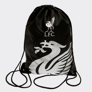 Liverpool Gym Bag – Black