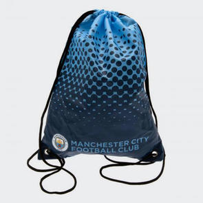 Manchester City Gym Bag – Blue