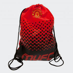 Manchester United Gym Bag – Red/Black