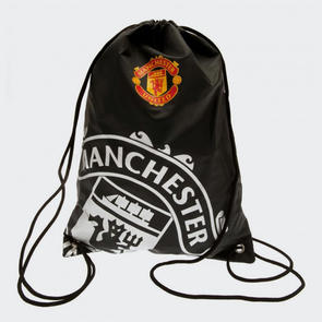 Manchester United Gym Bag – Black