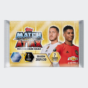 Topps Match Attax Trading Cards – 2019/20 UEFA Champions League