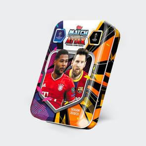 Topps Match Attax Mini Tin – 20/21 UEFA Champions League