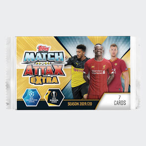 Topps Match Attax EXTRA Trading Cards – 2019/20 UEFA Champions League