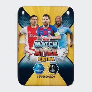 Topps Match Attax EXTRA Mini Tin – 2019/20 UEFA Champions League