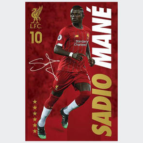 Liverpool Mane Poster 36