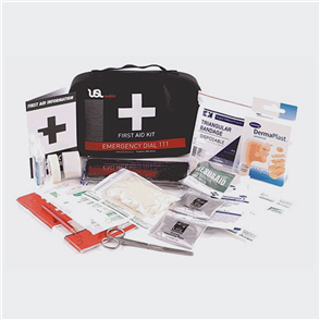 USL Medical Standard First Aid Kit Soft Bag