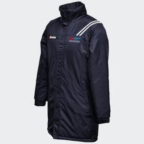 Lotto WaiBOP Referees Galaxy Managers Jacket – Navy