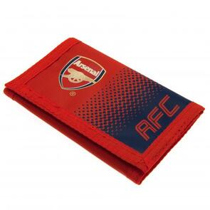 Arsenal Nylon Wallet Red Fade
