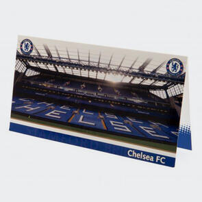 Chelsea Birthday Card – Stadium