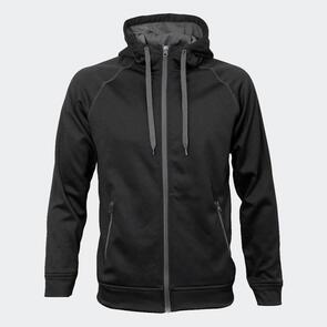 TSS Junior Xtreme Zip Hoodie – Black