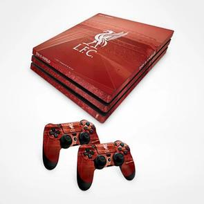 Liverpool PS4 Skin Bundle