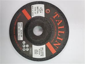 TAILIN General Purpose D/C Grinding Disc 100x6.0x16mm A24S 2.0G 0350