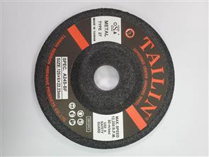 TAILIN General Purpose D/C Grinding Disc 125x6.0x22mm A24S 2.0G 0550