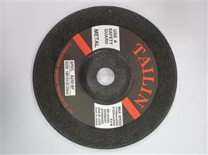 TAILIN General Purpose D/C Grinding Disc 180x6.0x22mm A24S 2.5G 0650