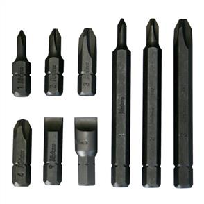 KOKEN 1213 IMPACT BIT SET 9PC