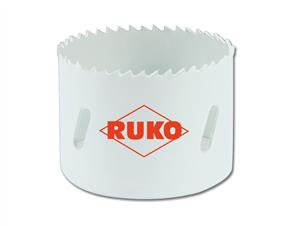 RUKO 126089 Holesaw HSS Co8 89mm