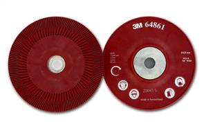 3M 9584 FIBRE DISC BACK-UP PAD 125 mm