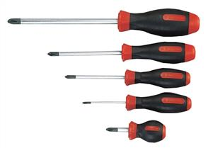 KING TONY KT14210204 Screwdriver PH #2 x 100mm