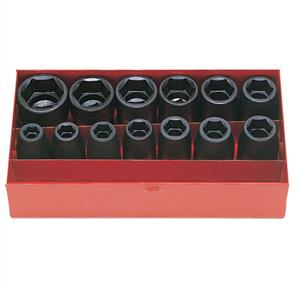 "KOKEN 14241M Impact Socket Set 13PC 1/2"" DR"