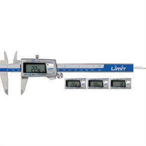 LiMiT Caliper Digital Triple Read 200mm / 8in  144550209