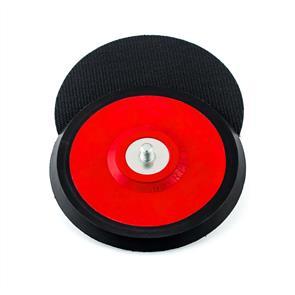 "FLEXIPADS 17105 Back Up Pad Velcro 125mm No-Hole 5/16"" UNF"