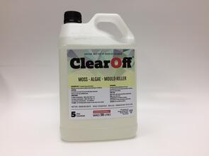 Clear-Off Moss & Mould Remover 20Ltr