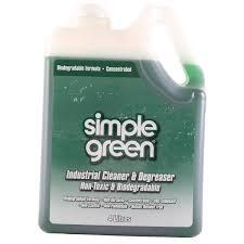 SIMPLE GREEN Industrial Cleaner & Degreaser  4Ltr SG13003