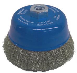 FECIN CW Cup Brush Inox 125mmx M14 0,30